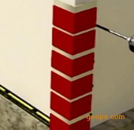 多彩仿砖装饰板20mm上海