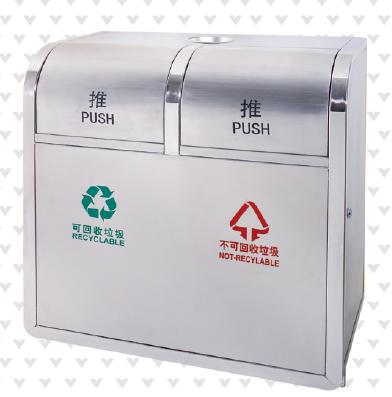 垃圾桶/南京垃圾桶厂家/不锈钢垃圾桶SDF-023