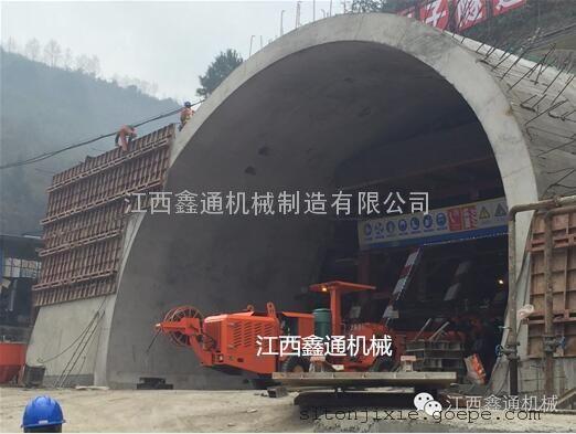 隧道凿岩台车的厂家,适用于高速工地