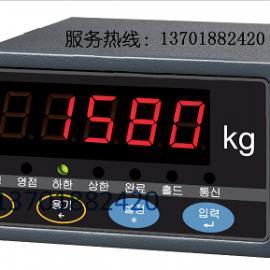 上海防爆仪表★上海凯士防爆控制器★CI-1580本安称重仪
