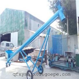 品牌垂直螺旋上料机-黑龙江移动式绞龙上料机,粮食提升机图片