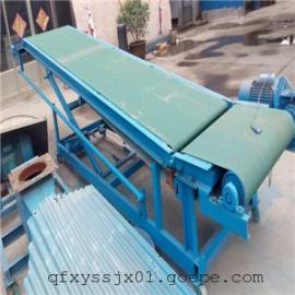 优质圆管皮带输送机设备|定制各类皮带机 化肥专用装车传送机