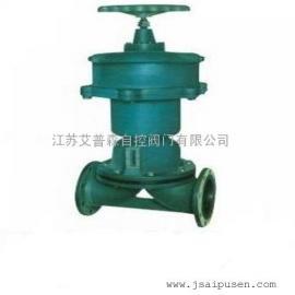 气动衬胶隔膜阀 气动常开式衬胶隔膜阀G6K41J-10