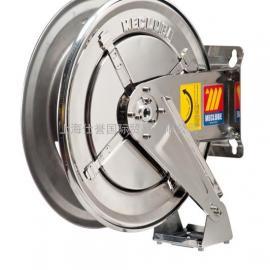 迈陆博不锈钢输水卷管器,自动回收卷管器,高压水管卷管器