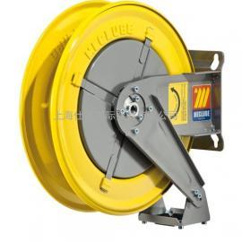 迈陆博输黄油卷管器,工业卷盘,弹簧伸缩卷盘,空气软管卷管器