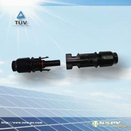 MC4线端衔接器/PV防水起始/线对线光伏衔接器