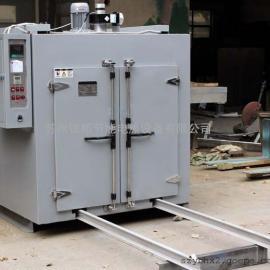 自动恒温台车式电烤箱 轨道式台车烘烤箱 台车式固化炉