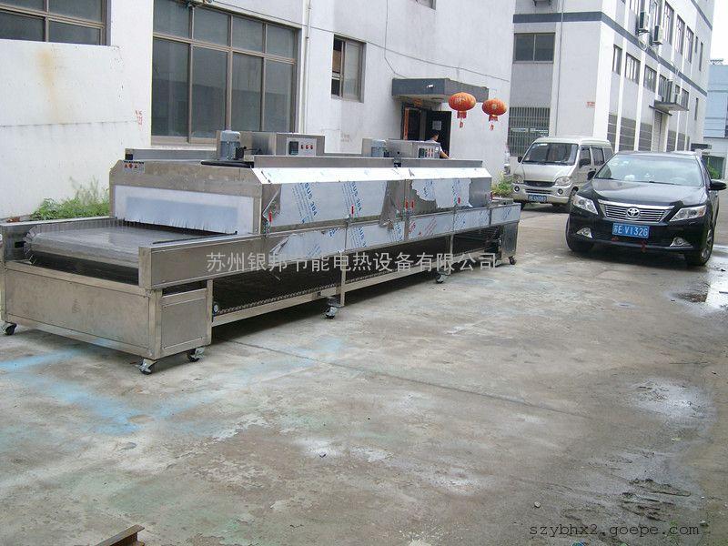 专业制作隧道式烘箱 流水线烘箱 网带传动烤箱 电热隧道炉