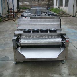 制作隧道式烘干炉 隧道式烘干线 网带传动式烤箱