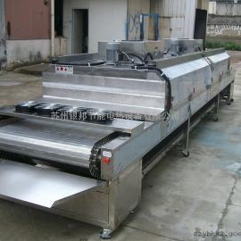 可调式隧道烤箱 流水线烘箱 传动式电烤箱 隧道式烘干线