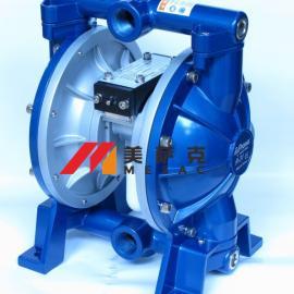 台湾prona宝丽R-31气动双隔膜泵 1寸气动双隔膜泵