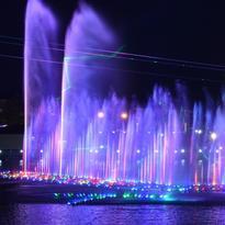 宁波别墅小音乐喷泉设计-宁波广场喷泉配件-喷泉专用喷头-嘉鹏