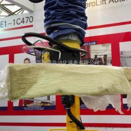 50kg天然橡胶块库房搬运吸盘吊具、TAWI气管吸吊机