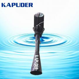 射流曝气机 1.5KW 自吸式潜水射流曝气机 南京凯普德