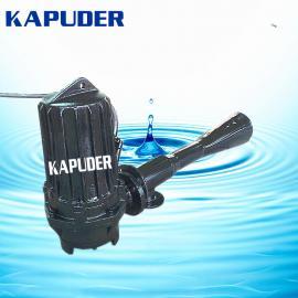 QSB3射流曝气机 曝气机厂家 潜水曝气机选型 凯普德