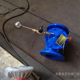 不锈钢100X电磁遥控浮球阀