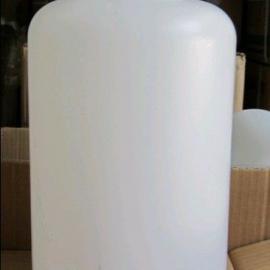 5000ML加厚HDPE塑料瓶带内盖5L广口大口试剂瓶白色