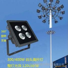 港口高杆灯LED400W、篮球场灯、足球场灯、LED球场灯