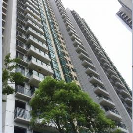 高层住宅阳台防护栏高层阳台护栏生产和安装