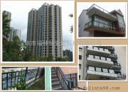 深圳福林特阳台护栏厂家 的做工和质地和安装 好到不要不要