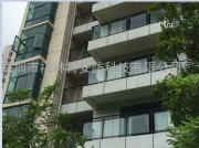 房地产建筑高层楼房阳台玻璃护栏必要福林特玻璃阳台护栏