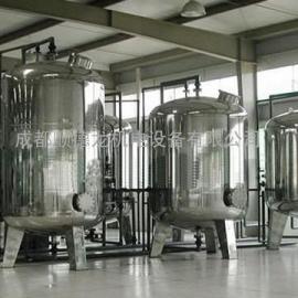 【四川绵阳】活性炭洗过滤器 成都不锈钢活性炭过滤器厂家