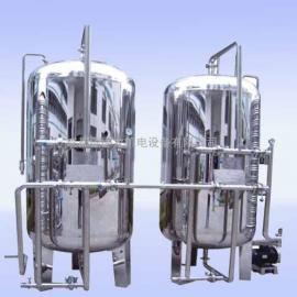 四川HXT不锈钢活性炭洗过滤器销售 成都活性炭过滤器厂家