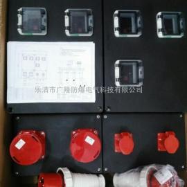 工程塑料防水防尘防腐检修电源箱 FXX防水防腐检修电源箱
