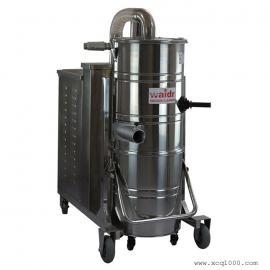三相电工业吸尘器 大型工厂车间吸铁屑用大吸力工业吸尘机