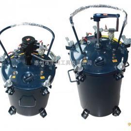 批发20L手动带搅拌机内胆气动压力桶油漆气动压力罐 涂料桶