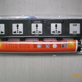 防雷插线板 多功能插座 定时器|喻深鸿(图)|多功能插座接线板 定�