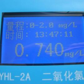 EYHL-2A型二氧化氯检测仪