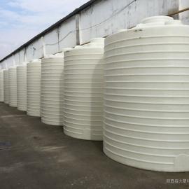 10方防冻液储罐10吨塑料水塔西安塑料水箱厂家