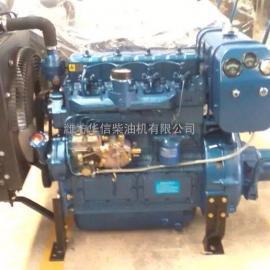 柴油机|潍坊柴油机K4100|R4105|R6105厂家直供