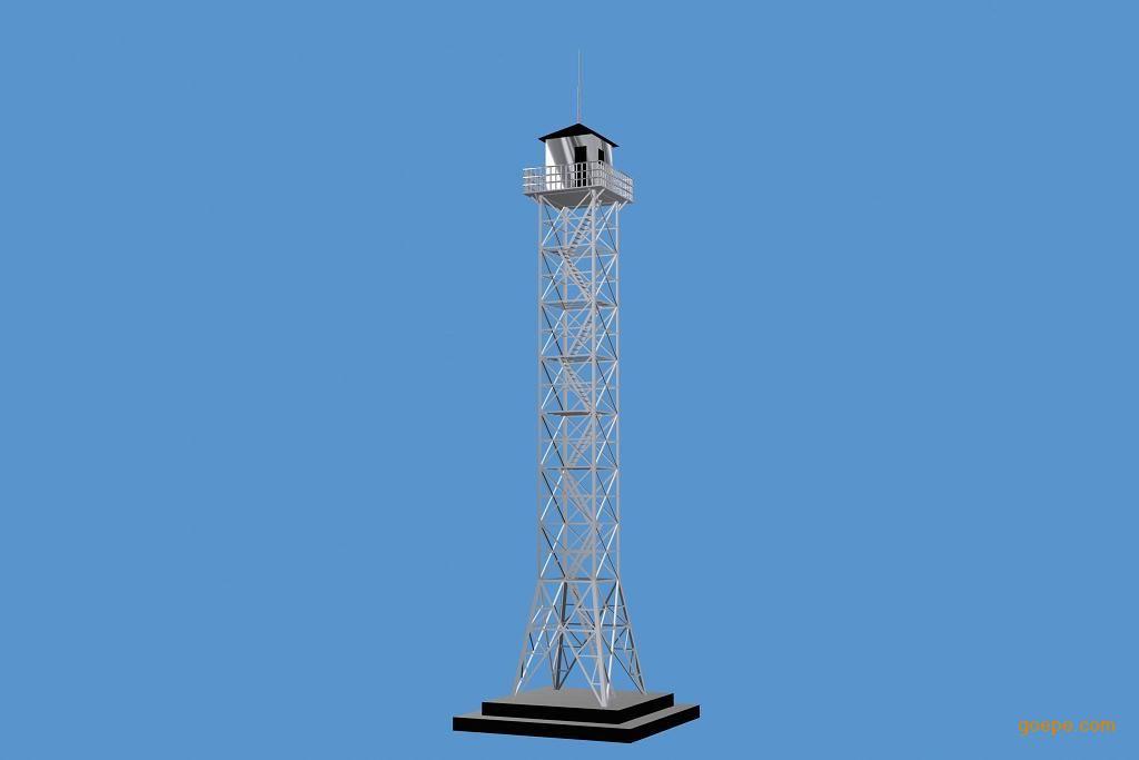 厂家供应报价森林防火瞭望塔设计制作安装