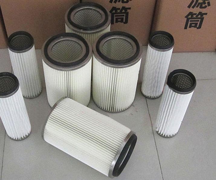 JY-L15除尘专用滤芯 焊烟过滤滤筒