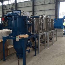 上海滤凯厂家直销密闭梆子过滤机,油脂变色过滤机,质量确保