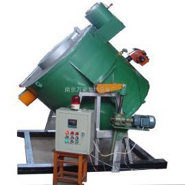 GR 燃气熔铝炉 压铸熔铝炉 天然气熔铝炉加热设备万 能佳
