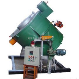 倾斜式熔铝炉 熔铝炉厂家 熔化炉