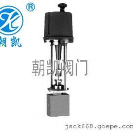 100VP电动微小流量调节阀,电动小流量控制阀,调节阀厂家