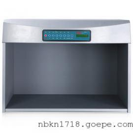 P60+S钢板底座标准光源箱