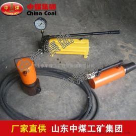 手动锚索张拉机具,手动锚索张拉机具产品用途