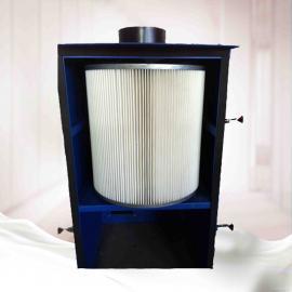 JY-L15白口铁滤芯 焊烟净化器滤芯本行制作