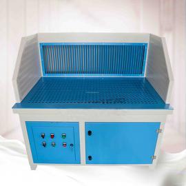 JY-2400A一体式打磨除尘平台 除尘设备
