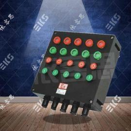 防爆防腐控制箱规格|防爆防腐控制箱外形尺寸举例|