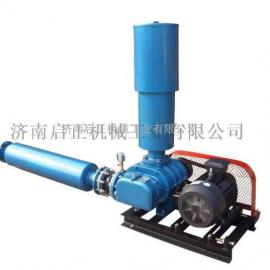 水产养殖用曝气风机 CCR-65启正罗茨鼓风机