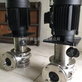 厂家直销不锈钢液下泵YLX650-80-3.7KW