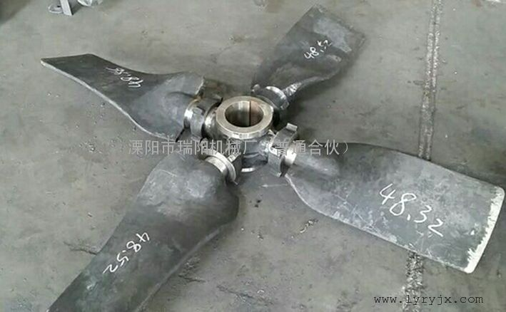 CD4MCUD搅拌桨的热处理