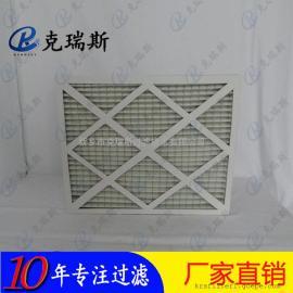 新乡生产初效纸边框滤板320*490*50空气过滤器滤网批发价