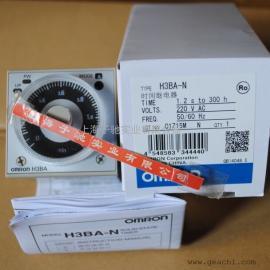 欧姆龙H3BA-N定时器H3BA-N8H时间继电器